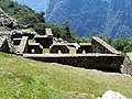 054 Unreconstructed eastern section Machu Picchu Peru 2312 (15162891632).jpg