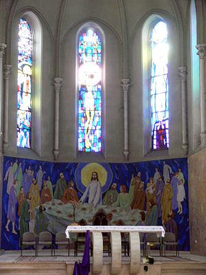 Church of Saint Anthony of Padua, Sarajevo - Image: 06Sarajevo Antoniuskirche 5