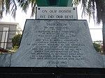 09192jfBonifacio Avenue Manila North Cemeteryfvf 15.JPG