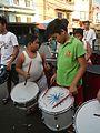 0975jfPedestrian footbridge C-3 Capulong Marcos Road Musicians Tondo Manilafvf.jpg