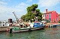 0 Burano, port de pêcheurs situé au sud-ouest de l'ile (1).JPG