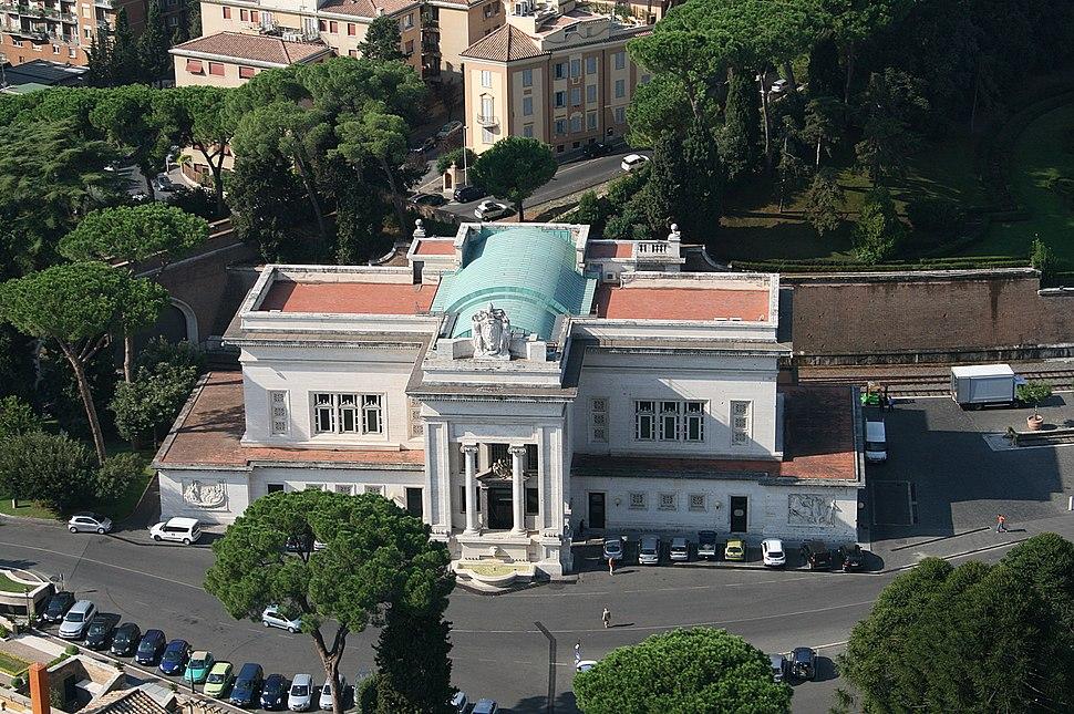 0 Gare du Vatican
