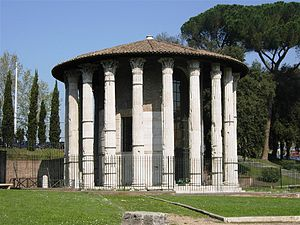 10559 - Rome - Temples of the Forum Boarium (3507031454).jpg
