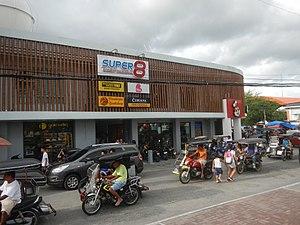 Hagonoy, Bulacan - Façade of Super 8 Grocery Warehouse Hagonoy