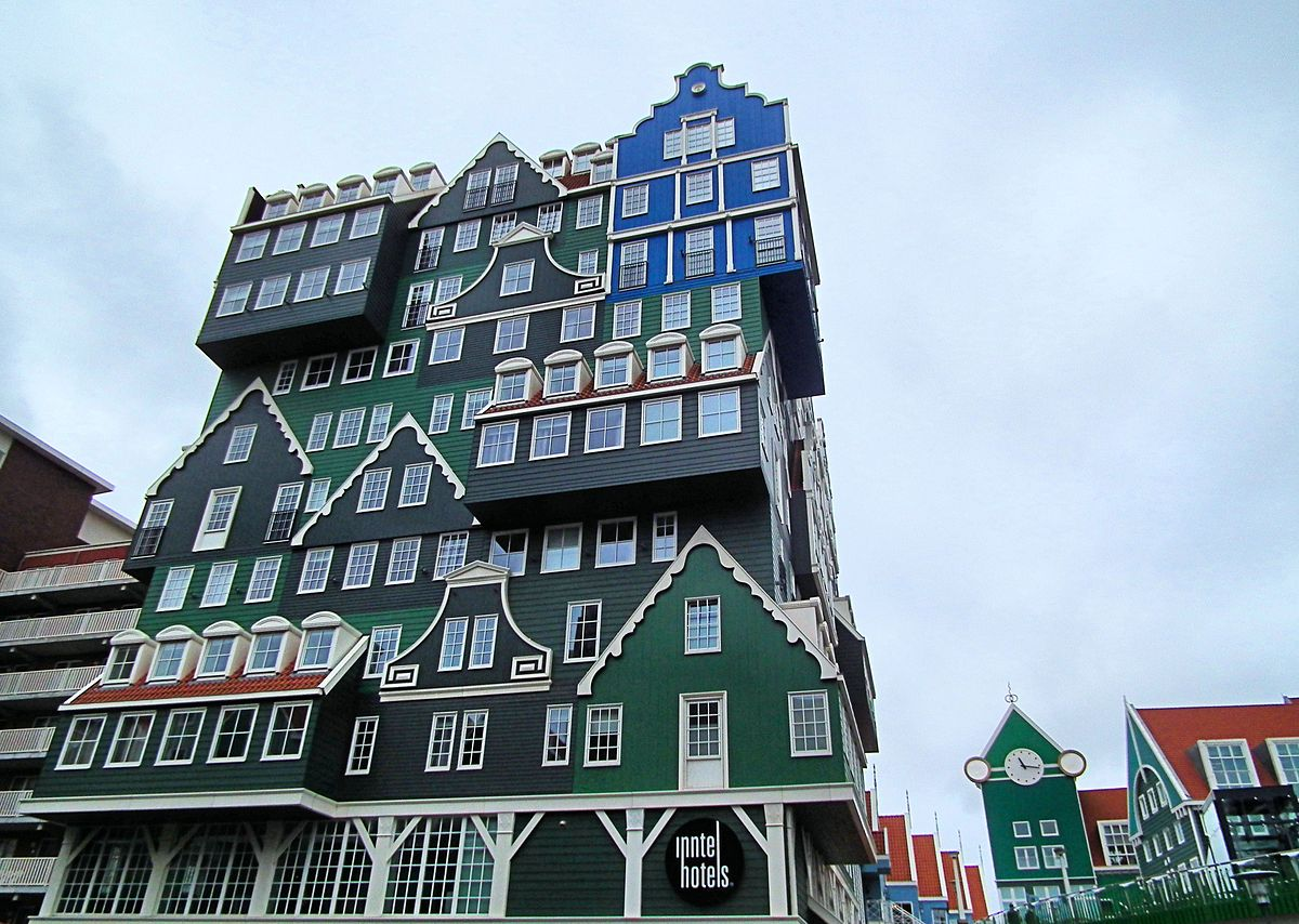 Amsterdam City Hotel Map