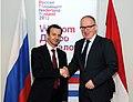 130306 Dvorkovic vice MP Rusland bij Timmermans 1174 (12478855243).jpg