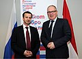 130306 Dvorkovic vice MP Rusland bij Timmermans 1177 (12478703505).jpg
