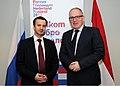 130306 Dvorkovic vice MP Rusland bij Timmermans 1177 (12478703505).jpg