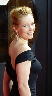 Nadja Uhl German actress