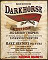 153rd Cavalry Regiment (United States), 1st Squadron recruitment poster.jpg