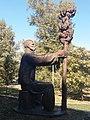 167.Пам'ятник Лазарю Глобі, парк Л.Глоби.jpg