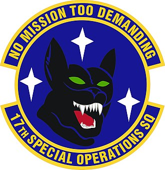 17th Special Operations Squadron - 17th Special Operations Squadron Emblem