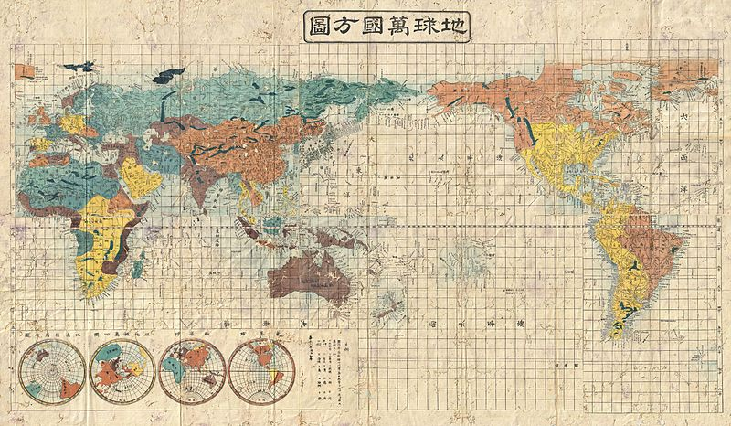 Maps From Geographicus The Public Domain Review