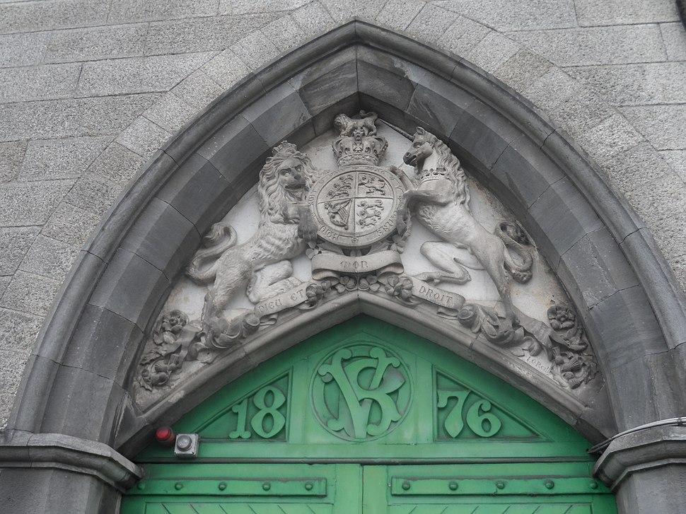 1876 doorway Waterford