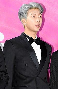 RM (rapper) – Wikipédia, a enciclopédia livre