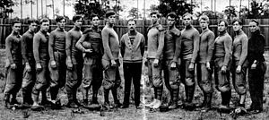 1907 Stetson Hatters football team - Image: 1907 Stetson Hatters football team