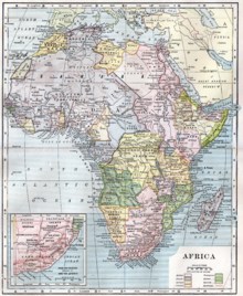 Colonisation of Africa   Wikipedia