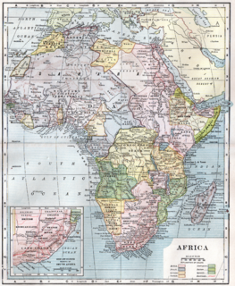 ancient and modern colonialism in Africa