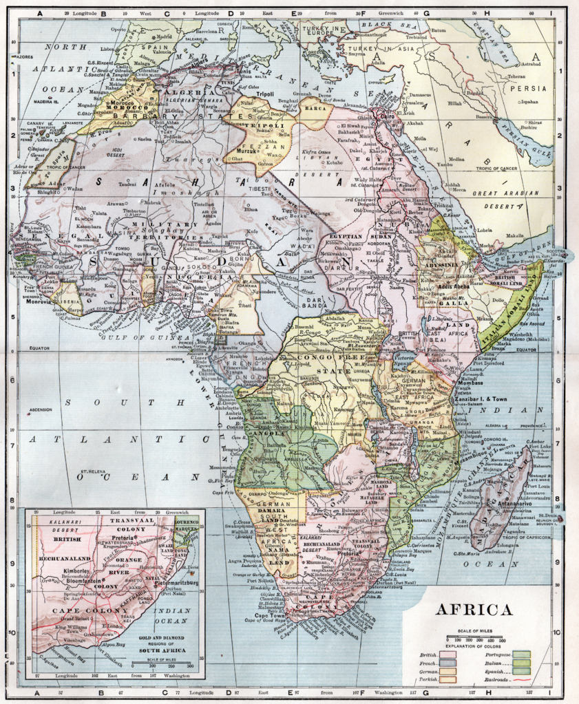 File:1910 map of Africa.png   Wikimedia Commons