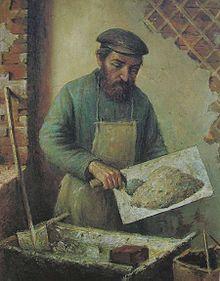 Древний строительный раствор строительный раствор применяется