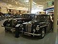 1936 MG SA & 1958 MG ZB Magnette Heritage Motor Centre, Gaydon.jpg