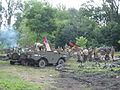 1945 battle near Elbe reenactment during the VII Aircraft Picnic in Kraków (195).jpg