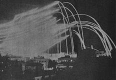 1948-artillería jordana bombardeo Jerusalem.jpg