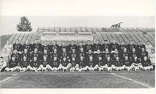 1954 VPI Gobblers football team College fooball team from Southern Conference.