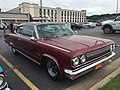 1965 Rambler Marlin fastback 2015-AMO meet in cordovan and black 1of4.jpg