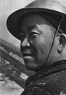 Wang Jinxi petroleum worker