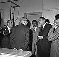 1966 visite de Mr Edgar Faure sénateur du Jura au CNRZ-15-cliche Jean Joseph Weber.jpg