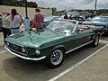 1967 Ford Mustang GT-A convertible (6713304449).jpg