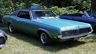 1969 Mercury Cougar 2d HT, front right.jpg