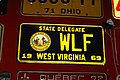 1969 West Virginia license plate WLF State Delegate.jpg