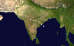 1970 Indian cyclone 10 track.png