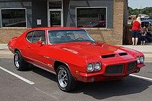 1971 Pontiac Gto Front