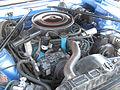 1974 AMC Ambassador sedan blue-white Kenosha-e.jpg