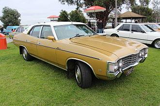 Ford Fairlane (Australia) - 1973–1976 Ford Fairlane (ZG) 500