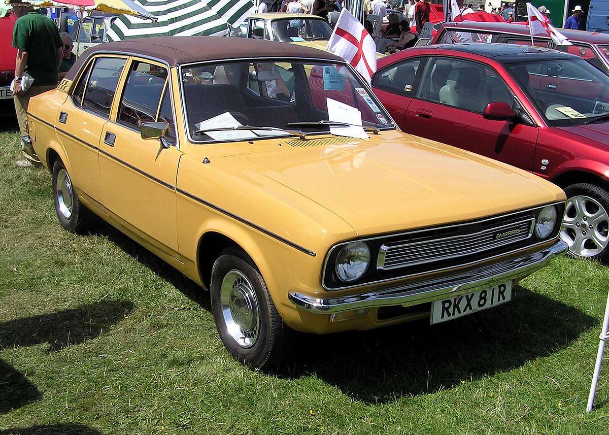 Cheap Muscle Cars For Sale >> Morris Marina - Wikipedia