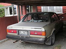 Toyota Celica Camry An