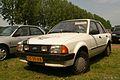 1984 Ford Escort 1.1 Laser (14569200168).jpg