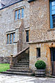 1992 Snowshill Manor west face steps.jpg