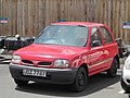 1996 Nissan Micra Shape from Northern Ireland! (27438912736).jpg