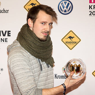 Alligatoah - Alligatoah with the award 1LIVE Krone 2015