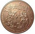 1 песо. Куба. 1990. 500 лет открытию Америки. Колумб и аборигены..jpg