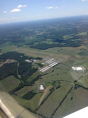 Warrenton–Fauquier Airport - An alternate view of the Warrenton Airport.