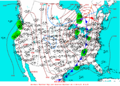 2003-04-21 Surface Weather Map NOAA.png