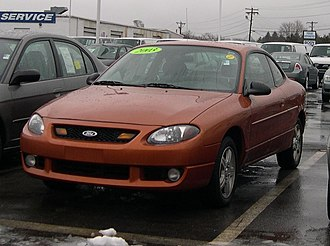 Ford Escort (North America) - 2003 Ford ZX2