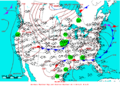2005-05-29 Surface Weather Map NOAA.png