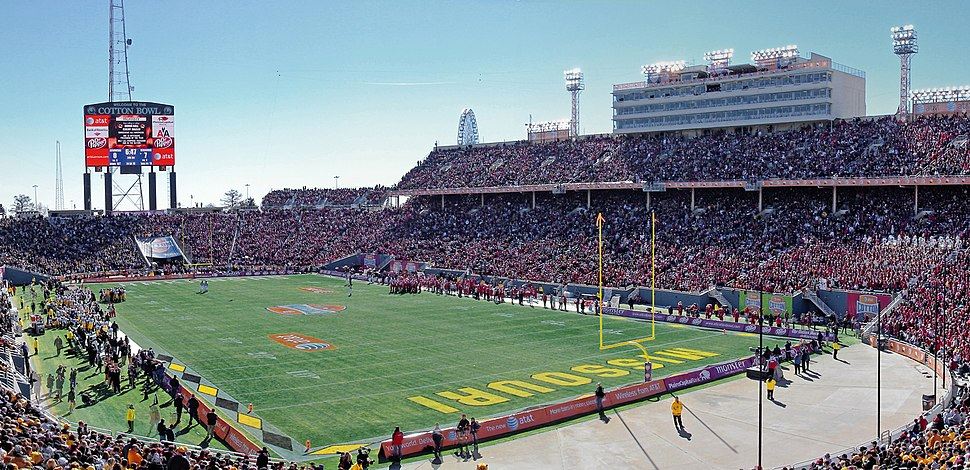 2007 Cotton Bowl panoramic 1 crop
